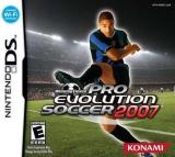 Pro Evolution Soccer 2007 voor Nintendo DS