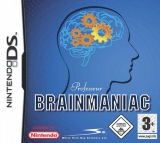 Professor Brainmaniac voor Nintendo DS