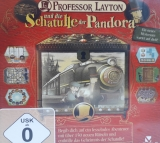 Professor Layton and Pandora's Box Duitstalig voor Nintendo DS