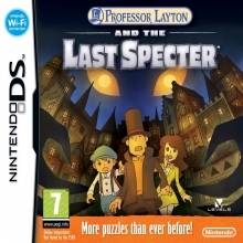 Professor Layton and the Last Specter voor Nintendo DS