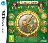 Professor Layton and the Lost Future voor Nintendo DS