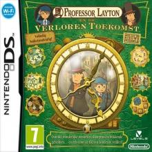 Professor Layton en de Verloren Toekomst voor Nintendo DS