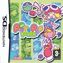 Puyo Pop Fever voor Nintendo DS