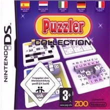 Puzzler Collection Losse Game Card voor Nintendo DS