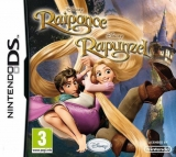 Rapunzel Losse Game Card voor Nintendo DS