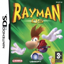 Rayman DS Losse Game Card voor Nintendo DS