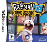 Rayman Raving Rabbids TV Party voor Nintendo DS