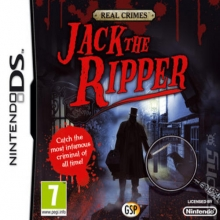 Real Crimes Jack the Ripper voor Nintendo DS