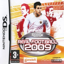 Real Football 2009 voor Nintendo Wii