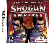 Real Time Conflict Shogun Empires Losse Game Card voor Nintendo DS
