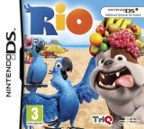 Rio: The Video Game voor Nintendo DS
