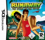 Runaway The Dream of the Turtle voor Nintendo DS