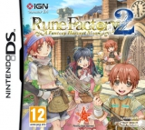 Rune Factory 2 A Fantasy Harvest Moon voor Nintendo DS