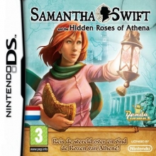 Samantha Swift and the Hidden Roses of Athena Zonder Handleiding voor Nintendo DS