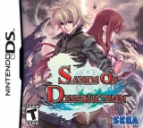 Sands of Destruction voor Nintendo DS