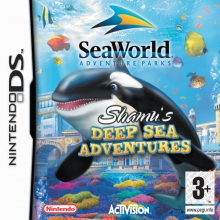 Seaworld: Shamu's Deep Sea Adventure voor Nintendo DS