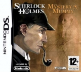 Sherlock Holmes The Mystery of the Mummy voor Nintendo DS