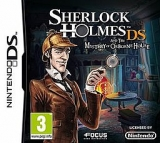 Sherlock Holmes and the Mystery of Osborne House voor Nintendo DS