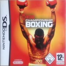 Showtime Championship Boxing voor Nintendo DS