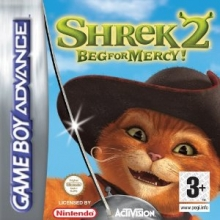 Box Shrek 2: Beg for Mercy
