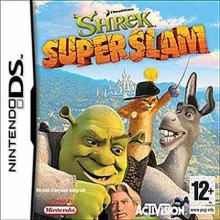 Shrek Super Slam voor Nintendo DS