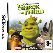 Shrek the Third Losse Game Card voor Nintendo DS