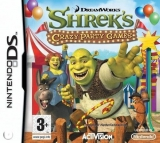 Shrek's Crazy Party Games voor Nintendo DS