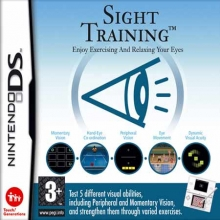 Sight Training: Enjoy Exercising and Relaxing Your Eyes voor Nintendo DS
