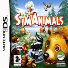 SimAnimals Losse Game Card voor Nintendo Wii