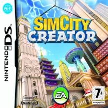SimCity Creator voor Nintendo DS