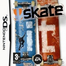 Skate It voor Nintendo DS