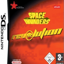 Space Invaders Revolution Losse Game Card voor Nintendo DS