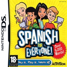 Spanish for Everyone voor Nintendo DS