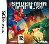 Spider-Man: Origins Battle for New York Zonder Handleiding voor Nintendo DS