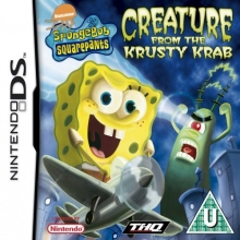 SpongeBob SquarePants: Creature of the Krusty Krab voor Nintendo DS