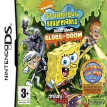 SpongeBob SquarePants De Strijd Tegen Slijm voor Nintendo DS
