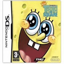 SpongeBob SquarePants: Truth or Square voor Nintendo DS