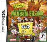 SpongeBob en zijn vrienden De Slag om Vulkaan Eiland voor Nintendo DS
