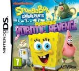 Spongebob Squarepants Planktons Robotic Revenge voor Nintendo DS