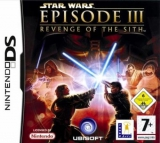 Star Wars Episode III: Revenge of the Sith Losse Game Card voor Nintendo DS