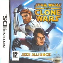 Star Wars The Clone Wars: Jedi Alliance Losse Game Card voor Nintendo DS