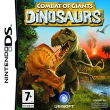 Strijd der Giganten Dinosaurs voor Nintendo DS