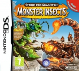 Strijd der Giganten Monster Insects voor Nintendo DS