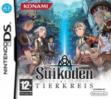 Suikoden Tierkreis Losse Game Card voor Nintendo DS