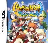 Summon Night Twin Age voor Nintendo DS