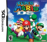 Super Mario 64 DS (NA) voor Nintendo DS