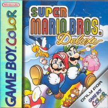 Box Super Mario Bros. Deluxe