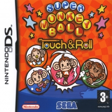 Super Monkey Ball Touch and Roll voor Nintendo DS