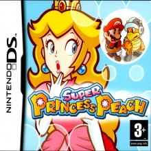 Super Princess Peach voor Nintendo DS