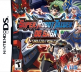 Super Robot Taisen OG Saga Endless Frontier voor Nintendo DS